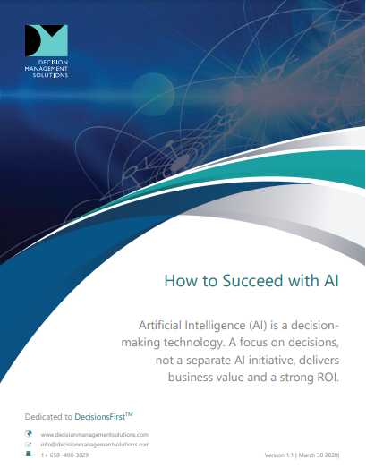 How to Succeed with AI