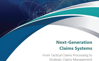 Next-Generation Claims Systems